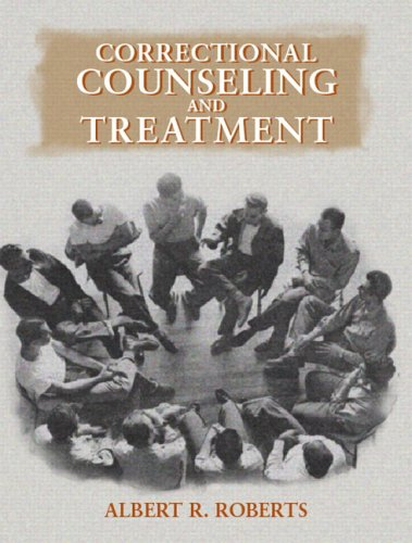 Correctional Counseling and Treatment   2008 9780136132875 Front Cover