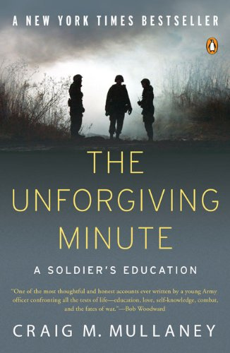Unforgiving Minute A Soldier's Education N/A edition cover