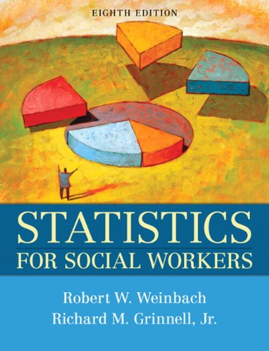 Statistics for Social Workers  8th 2010 edition cover