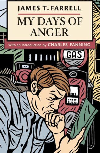 My Days of Anger   2008 9780252074875 Front Cover