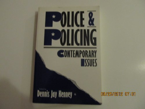 Police and Policing Contemporary Readings  1989 9780275930875 Front Cover