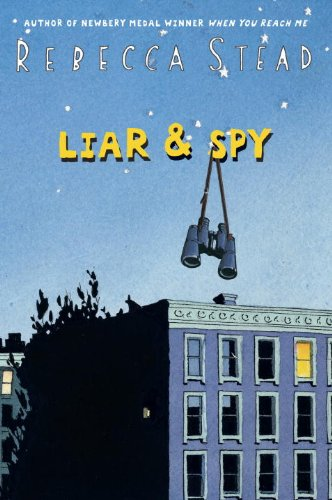 Liar and Spy  N/A edition cover