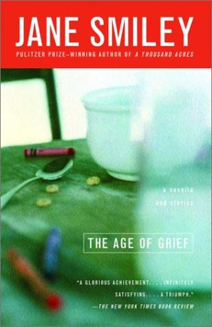 Age of Grief  N/A edition cover