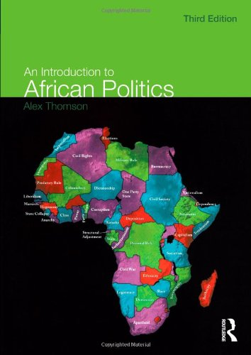 Introduction to African Politics  3rd 2010 (Revised) edition cover