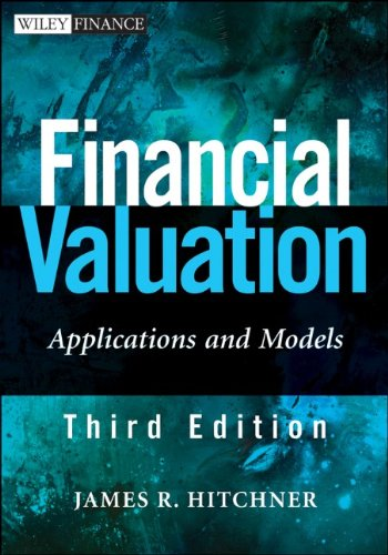 Financial Valuation Applications and Models 3rd 2010 edition cover