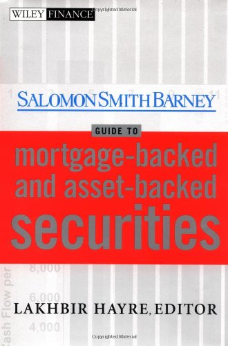 Salomon Smith Barney Guide to Mortgage-Backed and Asset-Backed Securities   2000 edition cover