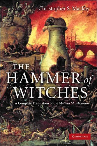 Hammer of Witches A Complete Translation of the Malleus Maleficarum  2009 edition cover