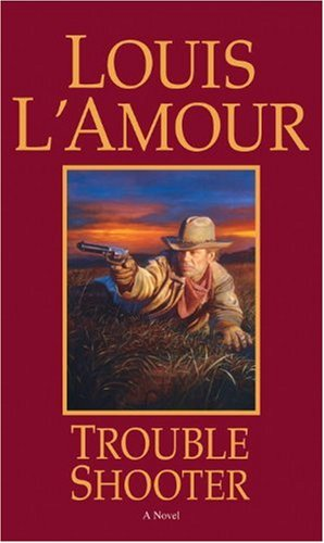 Trouble Shooter   1979 9780553571875 Front Cover