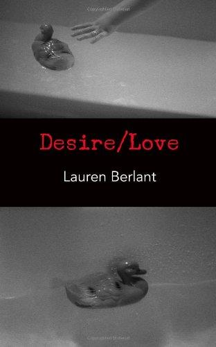 Desire/Love   2012 edition cover