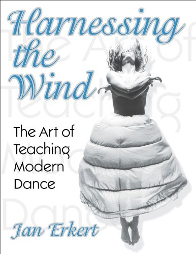 Harnessing the Wind The Art of Teaching Modern Dance  2003 edition cover