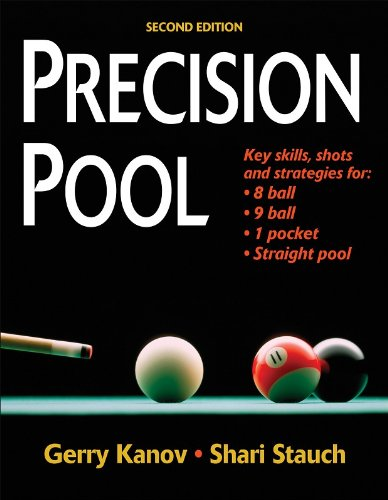 Precision Pool  2nd 2008 (Revised) edition cover