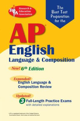 AP English Language and Composition  6th 2007 9780738602875 Front Cover
