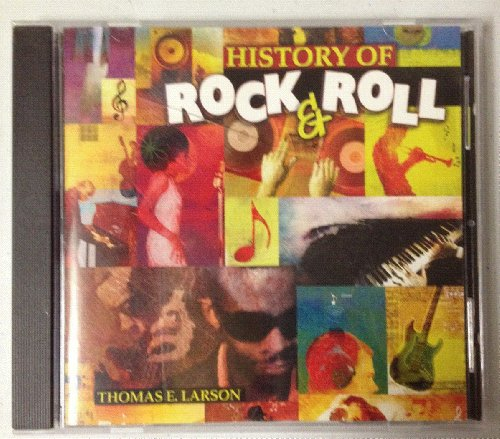 HISTORY OF ROCK+ROLL-CD ONLY 1st 9780757508875 Front Cover