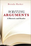 Writing Arguments A Rhetoric and Reader Revised  9780757582875 Front Cover