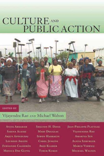 Culture and Public Action   2004 edition cover