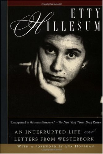 Etty Hillesum An Interrupted Life and Letters from Westerbork Revised edition cover