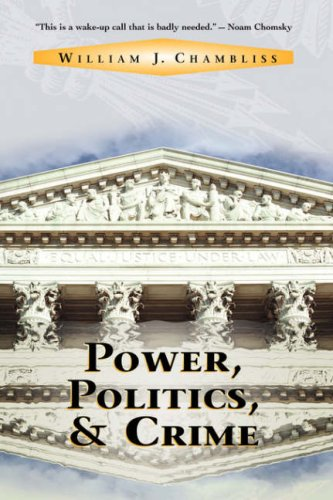 Power, Politics and Crime   2001 (Revised) edition cover