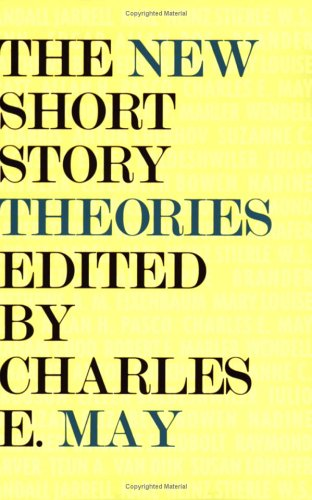 New Short Story Theories  N/A edition cover