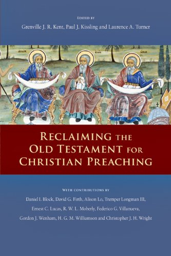 Reclaiming the Old Testament for Christian Preaching   2010 edition cover