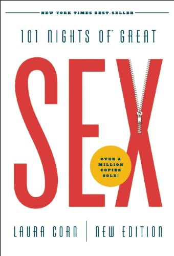 101 Nights of Great Sex Sealed Secrets, Anticipation, Seduction Revised edition cover
