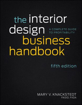 Interior Design Business Handbook A Complete Guide to Profitability 5th 2012 edition cover