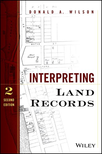 Interpreting Land Records  2nd 2015 edition cover