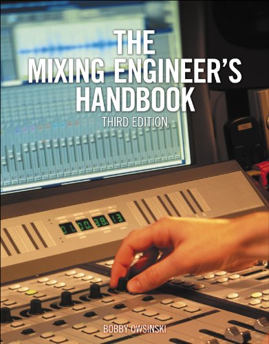 Mixing Engineer's Handbook  3rd 2014 edition cover