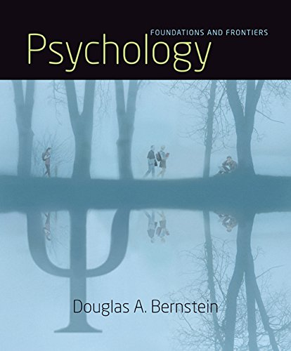 Psychology  10th 2016 9781305629875 Front Cover