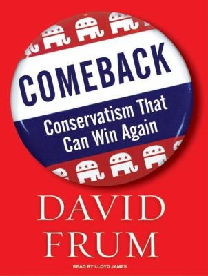 Comeback: Conservatism That Can Win Again, Library Edition  2008 edition cover