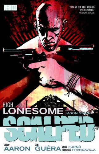 Scalped Vol. 5: High Lonesome   2009 9781401224875 Front Cover
