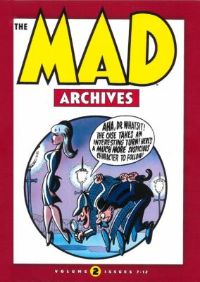 Mad Archives   2012 9781401237875 Front Cover