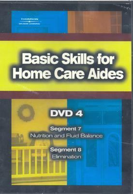 Basic Skills for Home Care Aides   2005 9781401831875 Front Cover