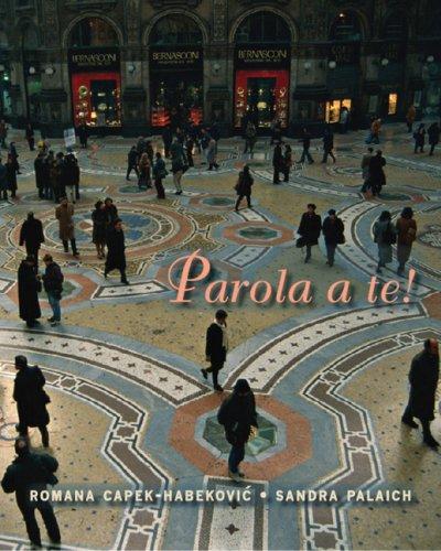 Parola a Te!   2009 edition cover