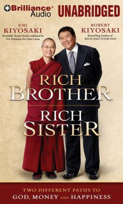 Rich Brother, Rich Sister: Two Remarkable Paths to Financial and Spiritual Happiness  2008 edition cover