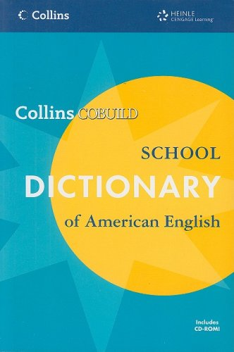 School Dictionary of American English   2008 edition cover