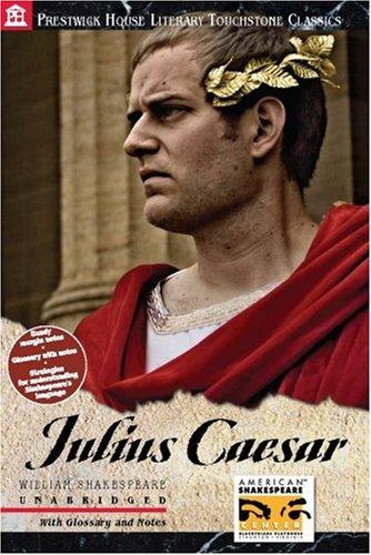 Julius Caesar - Literary Touchstone  2005 edition cover