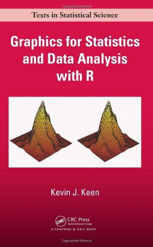 Graphics for Statistics and Data Analysis with R   2010 edition cover