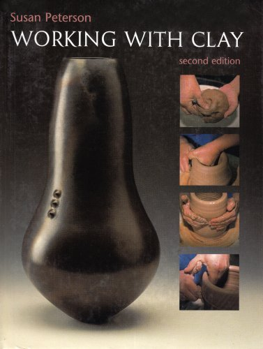 Working with Clay  2nd 2002 edition cover