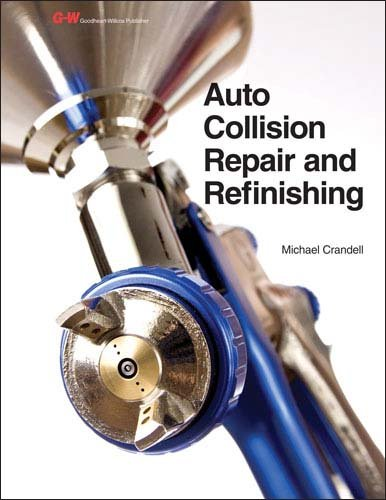 Auto Collision Repair and Refinishing   2014 edition cover