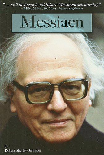 Messiaen  3rd 2008 9781847725875 Front Cover