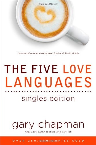 Five Love Languages Singles Edition  N/A edition cover