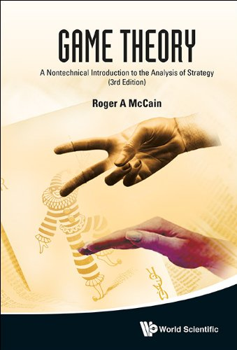 Game Theory A Nontechnical Introduction to the Analysis of Strategy 3rd 2014 edition cover