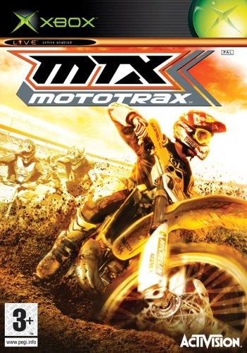 MTX: Mototrax (Xbox) Xbox artwork