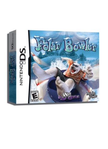 Polar Bowler Nintendo DS artwork