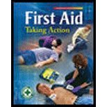 FIRST AID:TAKING ACTION 1st 9780073296876 Front Cover