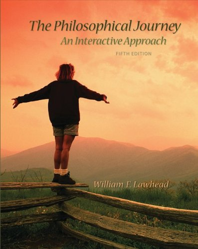 Philosophical Journey An Interactive Approach 5th 2011 edition cover