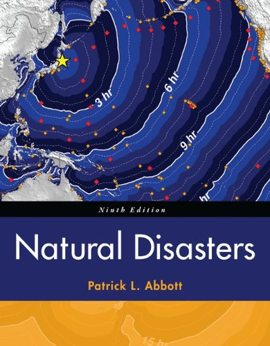Natural Disasters  9th 2014 9780078022876 Front Cover