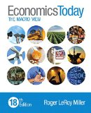 Economics Today: The Macro View  2015 9780133884876 Front Cover