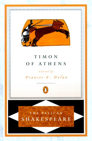 Timon of Athens   2000 (Revised) edition cover