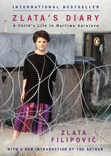 Zlata's Diary A Child's Life in Wartime Sarajevo  2006 (Revised) edition cover